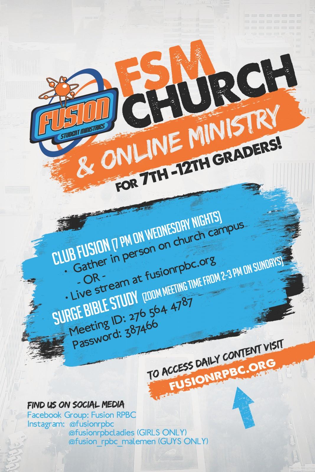 FSM_Church_Online_Ministry